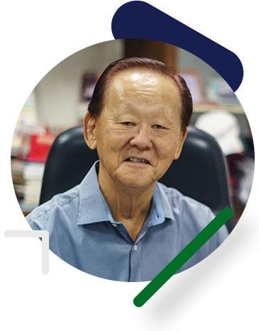 Mr Peh Han Chew, Chairman