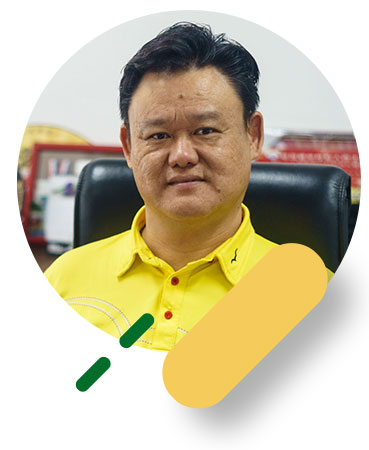 Mr Phillip Peh, General Manager